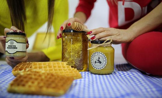 Sirovi med
